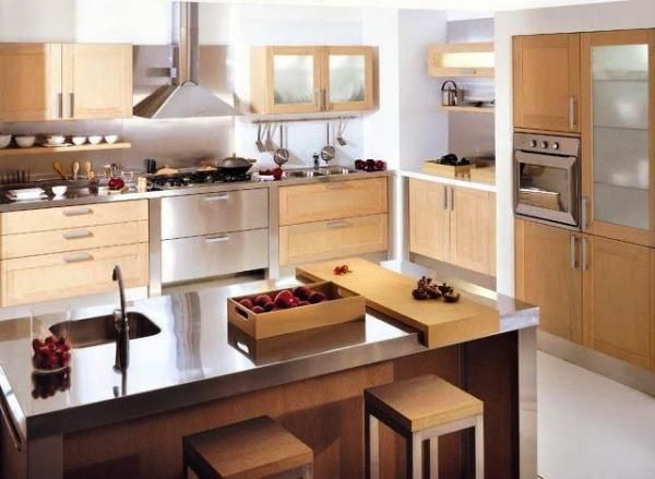 एक फेंग शुई रसोई डिजाइन करने के लिए कैसे